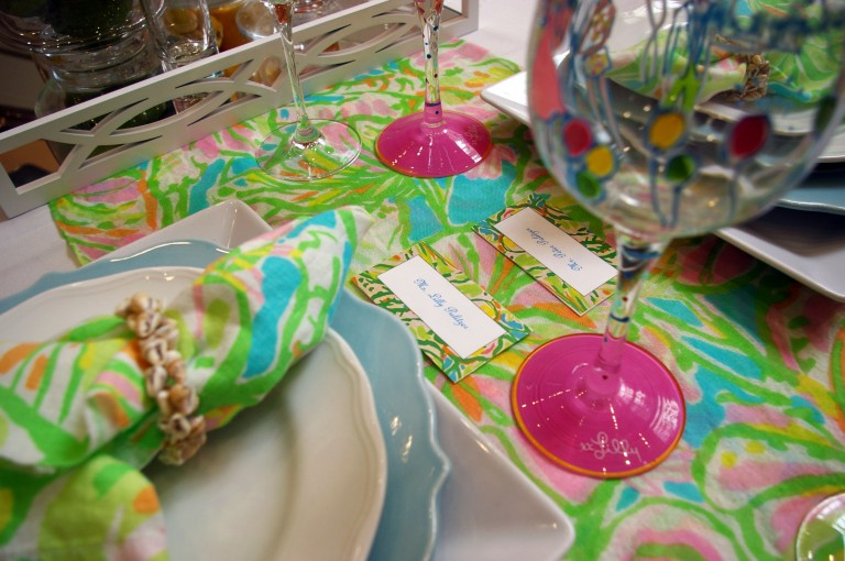lunch lilly pulitzer
